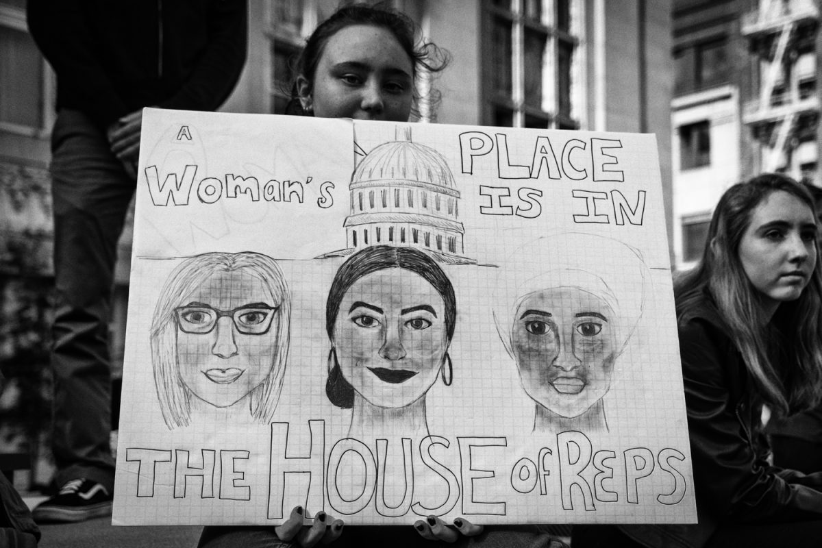 Womens March 16